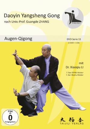 Cover DVD Augen-Qigong